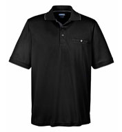 Core365™ Mens Motive Performance Pique Polo  with Tipped Collar