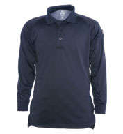 Game Sportswear Adult Long Sleeve Tactical Polo