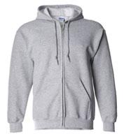 Gildan Adult  DryBlend® 50/50 Full-Zip Sweatshirt