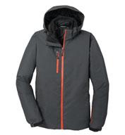 Port Authority® Mens Vortex Waterproof 3-in-1 Jacket