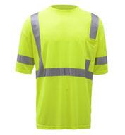 GSS Safety Class 3 Moisture Wicking T-Shirt