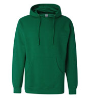 Independent Trading Co. Adult Midweight Hooded Sweatshirt