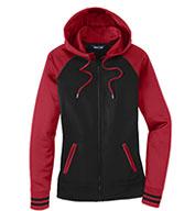 Sport-Tek® Ladies Sport-Wick® Varsity Fleece