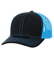 Pacific Headwear Trucker Mesh Snapback Cap