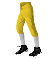 Alleson Adult Solo Football Pant
