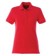Trimark Womens Belmont Short Sleeve Polo