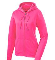 Sport-Tek® Ladies Sport-Wick® Fleece Full-Zip