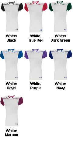 Russell Adult Away Game Jersey - All Colors