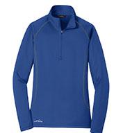 Eddie Bauer® Ladies Smooth Fleece 1/2-Zip