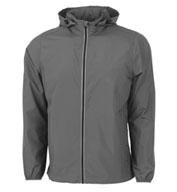 Charles River Adult Pack-N-Go Full Zip Reflective Jacket