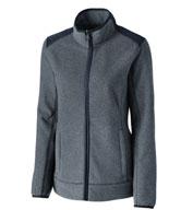 Cutter & Buck Ladies Cedar Park Fleece Jacket
