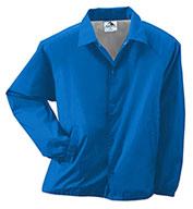 Augusta Adult Lined Nylon Coaches Jacket