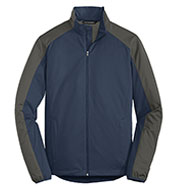 Port Authority® Mens Active Colorblock Soft Shell Jacket