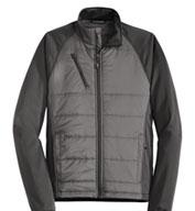 Port Authority® Mens Hybrid Soft Shell Jacket