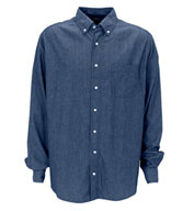 Vantage Mens Hudson Denim Shirt