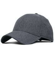 Fahrenheit® Heathered Linen Cap