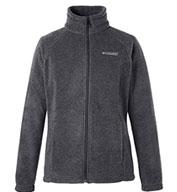 Columbia Womens Benton Springs Full-Zip Fleece