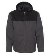 Dri Duck Mens Terrain Hooded Jacket