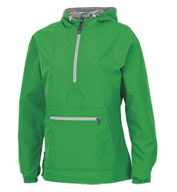 Charles River Womens Chatham Anorak Solid Jacket