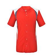Champro Youth Bull Pen Full Button Jersey
