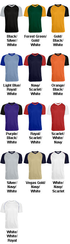 Adult Bunt Mesh Jersey - All Colors