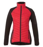 Trimark Womens Banff Hybrid Insulated Jacket