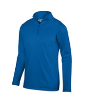Augusta Youth Wicking Fleece Pullover