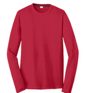 Sport-Tek® Mens PosiCharge® Long Sleeve Competitor™ Cotton Touch™ Tee