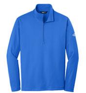 The North Face® Mens Tech 1/4 Zip Fleece Pullover