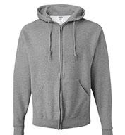 Jerzees Adult Super Sweats® NuBlend® Fleece Full-Zip Hood
