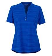 Vantage Womens Vansport Strata Textured Polo