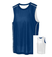 Sport-Tek®  Adult PosiCharge® Mesh Reversible Sleeveless Tee