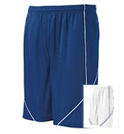 Sport-Tek® PosiCharge® Adult Mesh Reversible Spliced Short