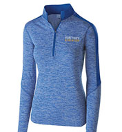 Holloway Ladies Electrify 1/2 Zip Pullover