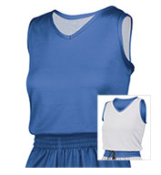 Russell Ladies Undivided Single-Ply Reversible Jersey