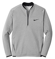 Nike Mens Therma-FIT Textured Fleece 1/2-Zip