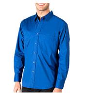 Blue Generation Mens Superblend Untucked Shirt