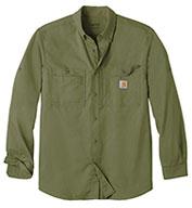Carhartt Force® Ridgefield Solid Long Sleeve Shirt