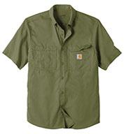 Carhartt Force® Ridgefield Solid Short Sleeve Shirt