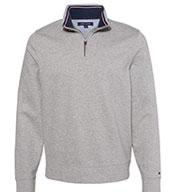Tommy Hilfiger Adult Quarter-Zip Sweatshirt