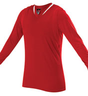 Alleson Womens Long Sleeve Volleyball Jersey