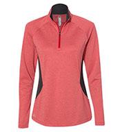 Adidas Womens Lightweight Quarter-Zip Pullover