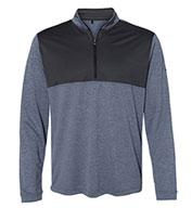 Adidas Mens Lightweight Quarter-Zip Pullover