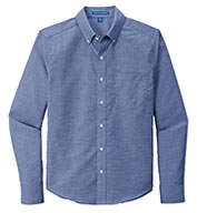 Port Authority® Mens Untucked SuperPro™ Oxford Shirt