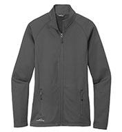 Eddie Bauer® Ladies Smooth Fleece Full-Zip