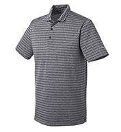 Puma Golf Mens Rotation Stripe Polo