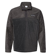 Columbia Mens Steens Mountain™ Half-Snap Pullover