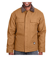 Berne Mens Heritage Cotton Duck Chore Jacket