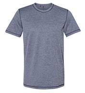 Adidas Mens Heathered Sport T-Shirt