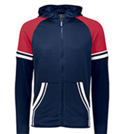 Holloway Adult Retro Grade Jacket
